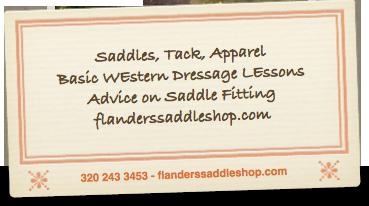 Flanders Saddle Shop
